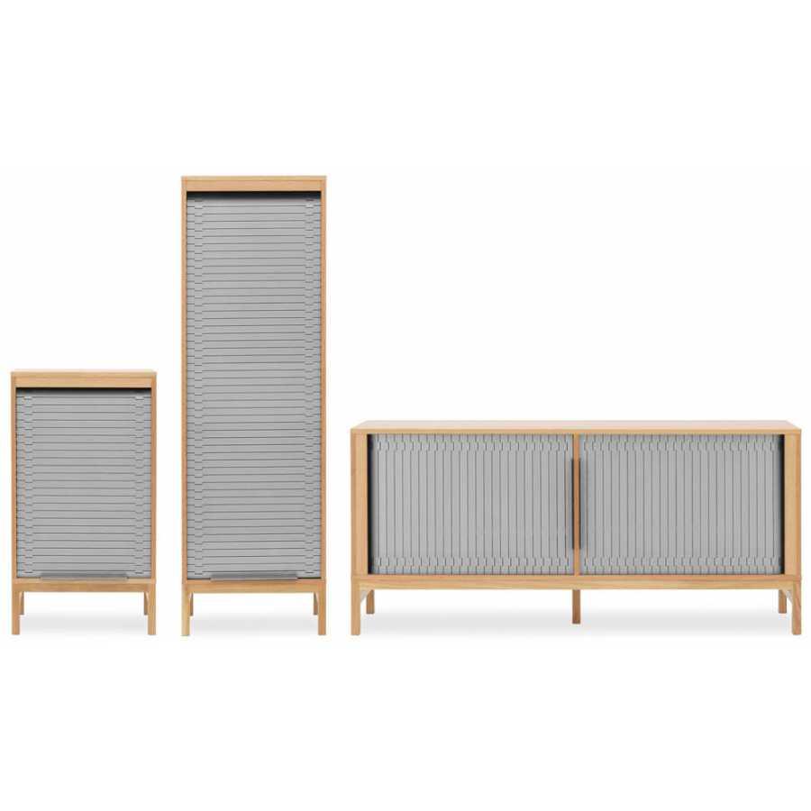 Normann Copenhagen Jalousi Sideboard - Grey
