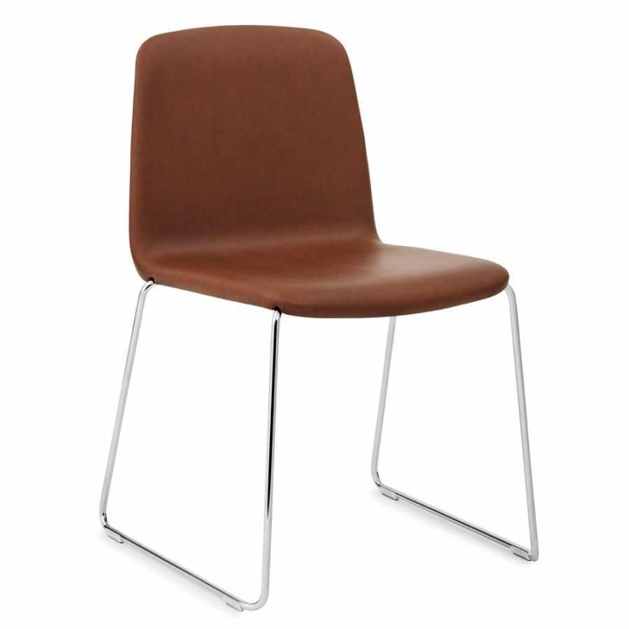 Normann Copenhagen Just Leather Chair