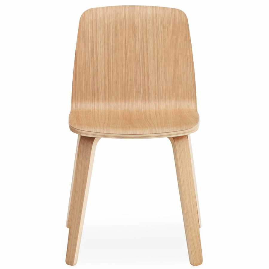 Normann Copenhagen Just Oak Chairs - Natural
