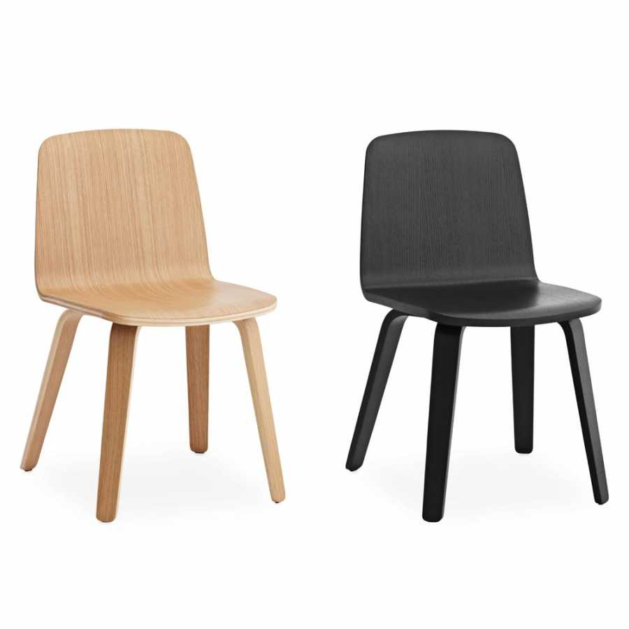 Normann Copenhagen Just Oak Chairs