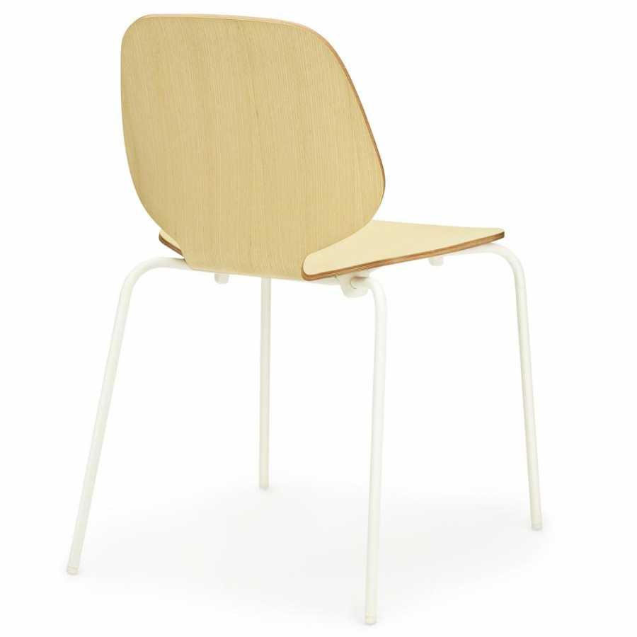Normann Copenhagen My Chairs - Ash / White