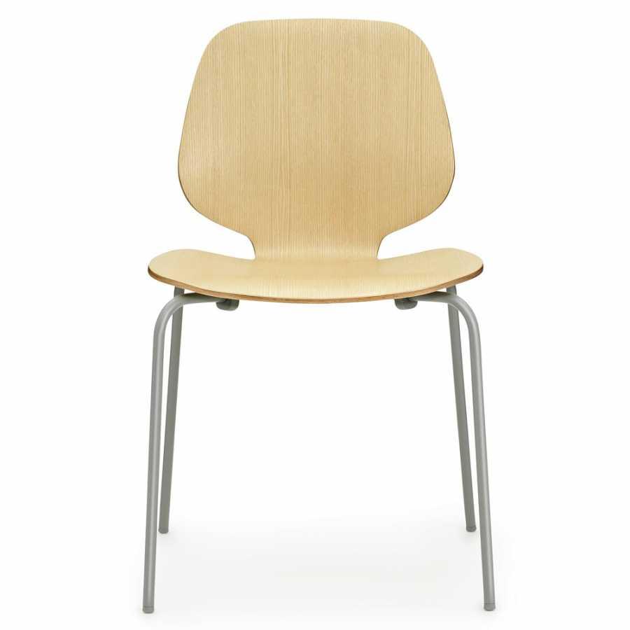 Normann Copenhagen My Chairs - Ash / Dark Grey