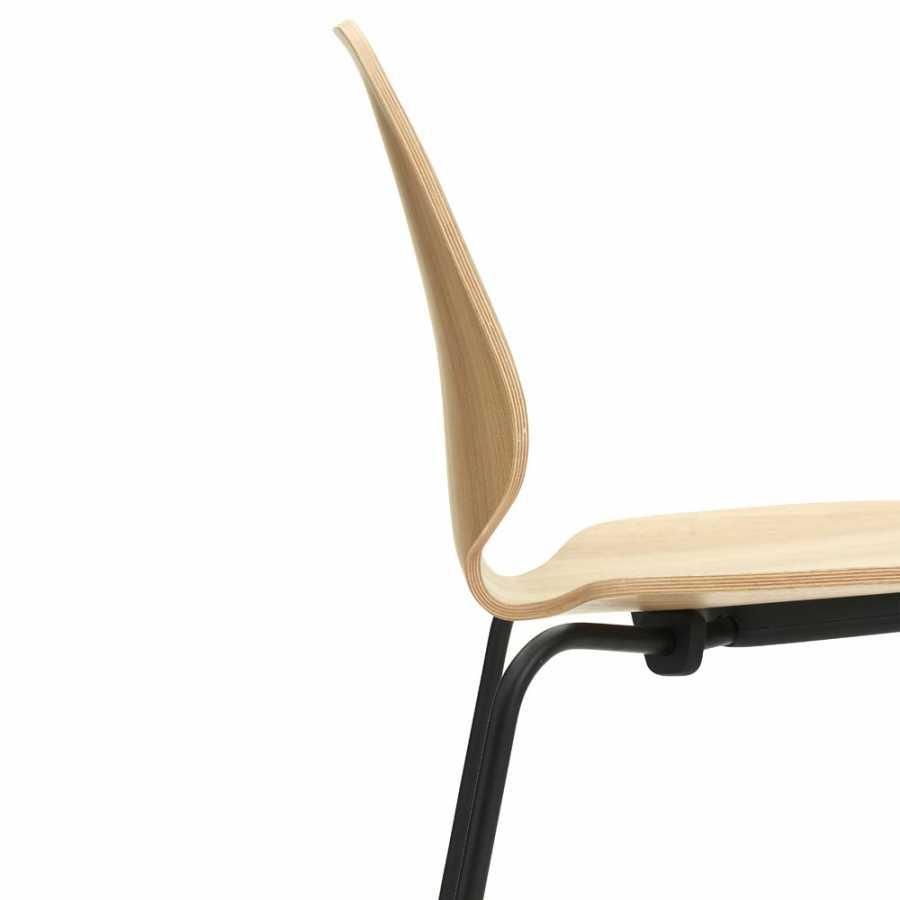 Normann Copenhagen My Chairs - Oak / Black