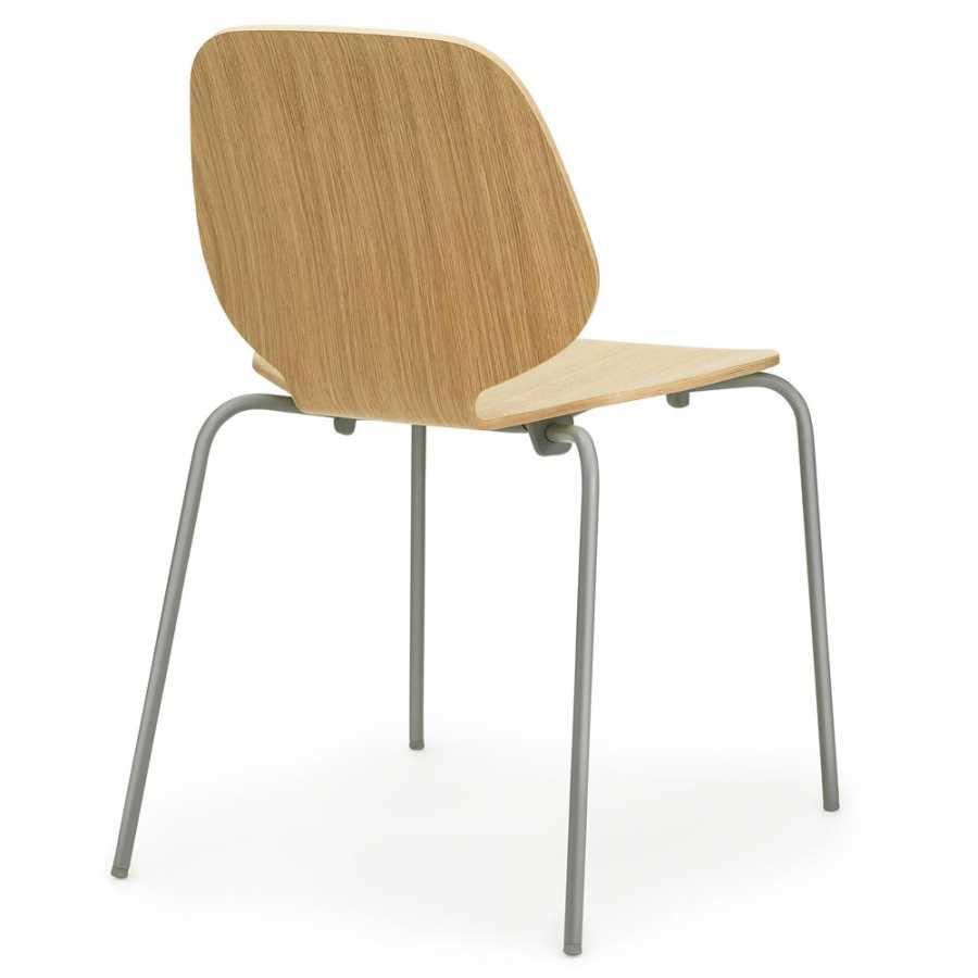 Normann Copenhagen My Chairs - Oak / Dark Grey