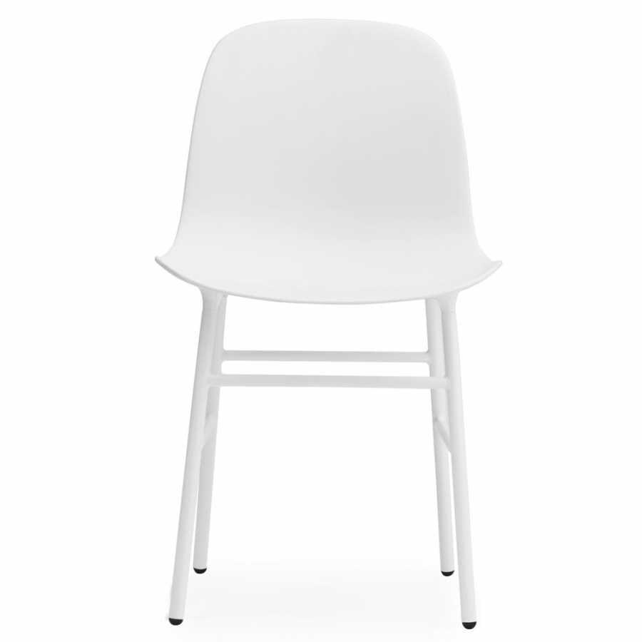 Normann Copenhagen Form Chair Steel - White