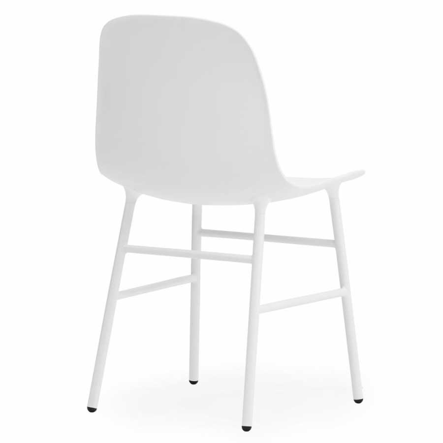 Normann Copenhagen Form Chair Steel - White