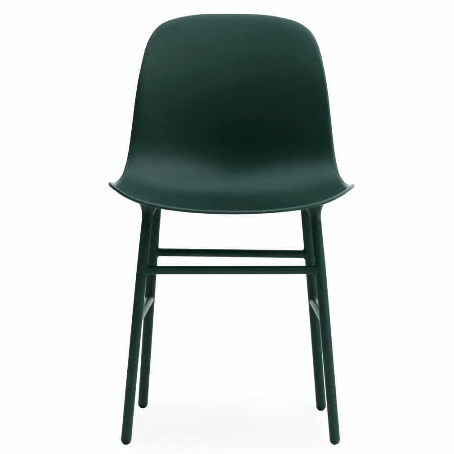 Normann Copenhagen Form Chair Steel - Green