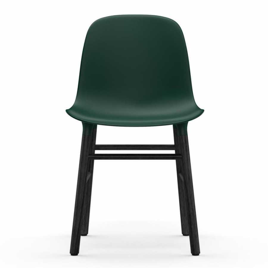 Normann Copenhagen Form Chair Black - Green