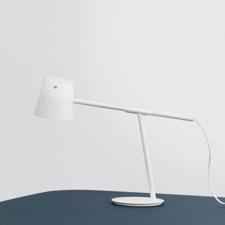 Normann Copenhagen Momento Table Lamps - White