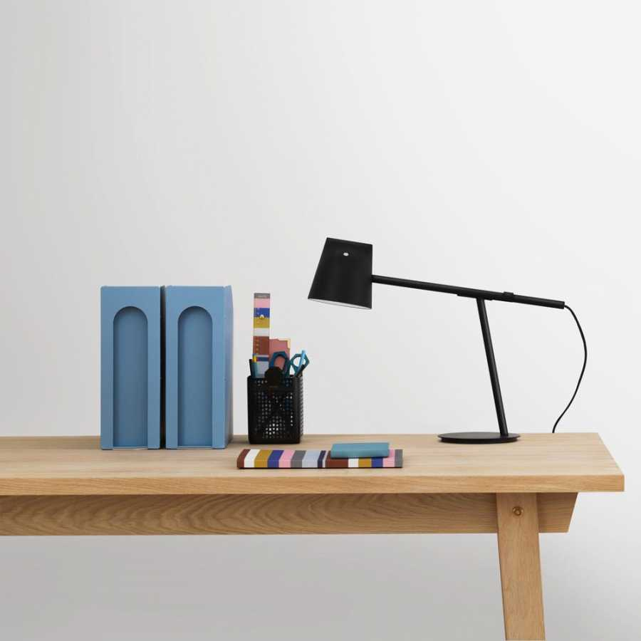Normann Copenhagen Momento Table Lamps - Black