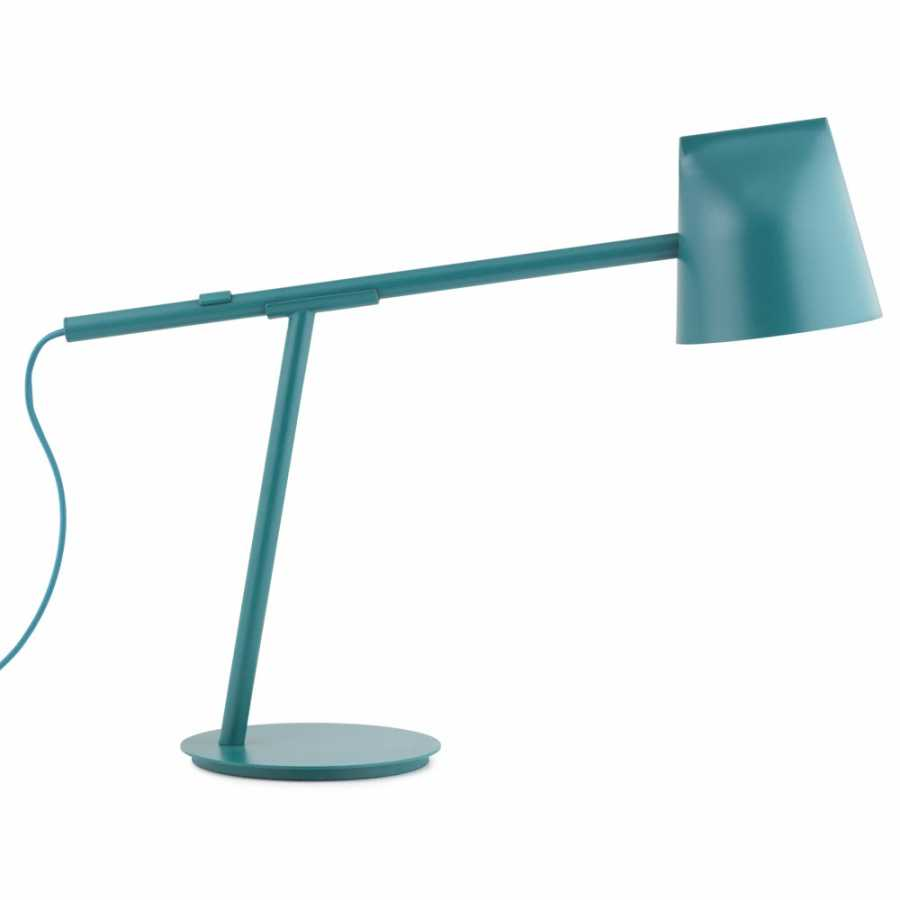 Normann Copenhagen Momento Table Lamps - Petrol