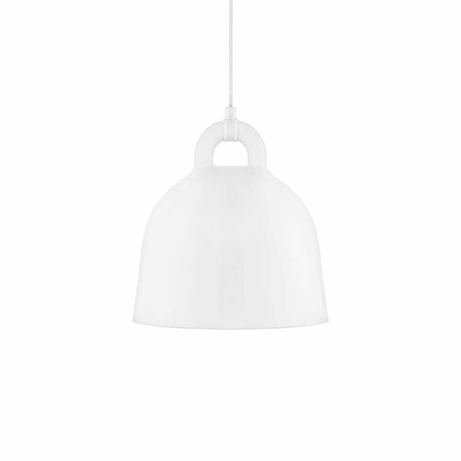 Normann Copenhagen Bell Pendant Light - Small - White