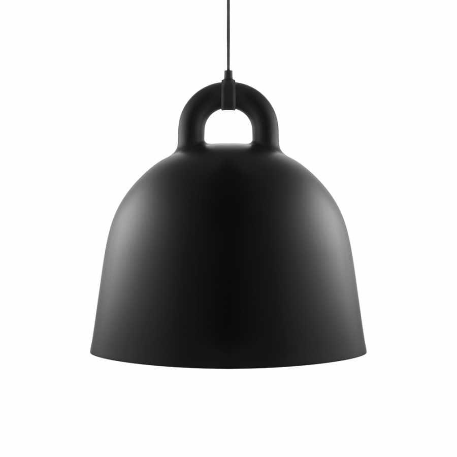 Normann Copenhagen Bell Pendant Light - Black
