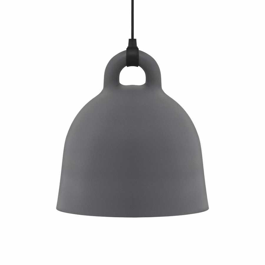 Normann Copenhagen Bell Pendant Light - Large - Grey