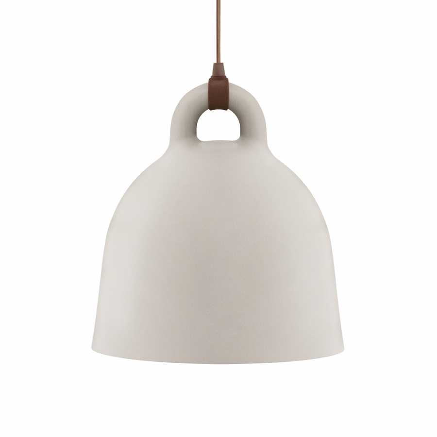Normann Copenhagen Bell Pendant Light - Large - Sand