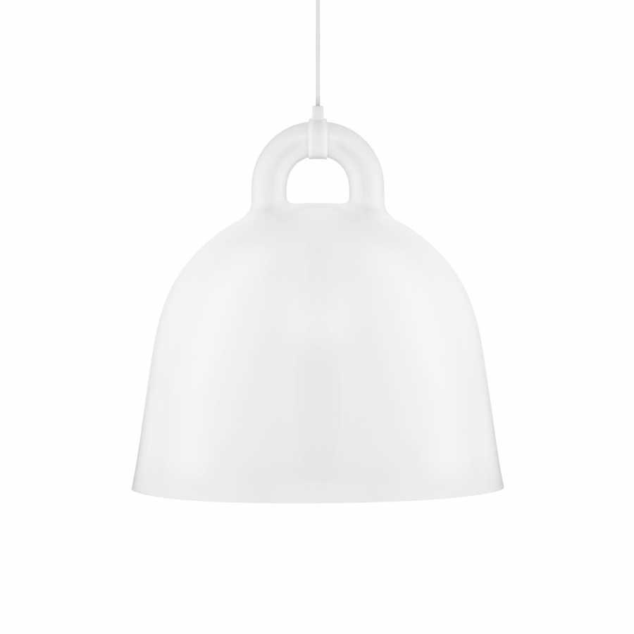 Normann Copenhagen Bell Pendant Light - Large - White
