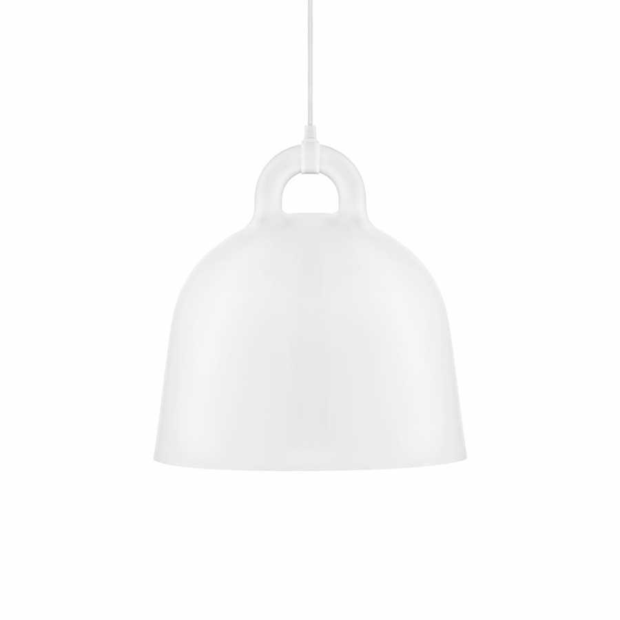 Normann Copenhagen Bell Pendant Light - Medium - White