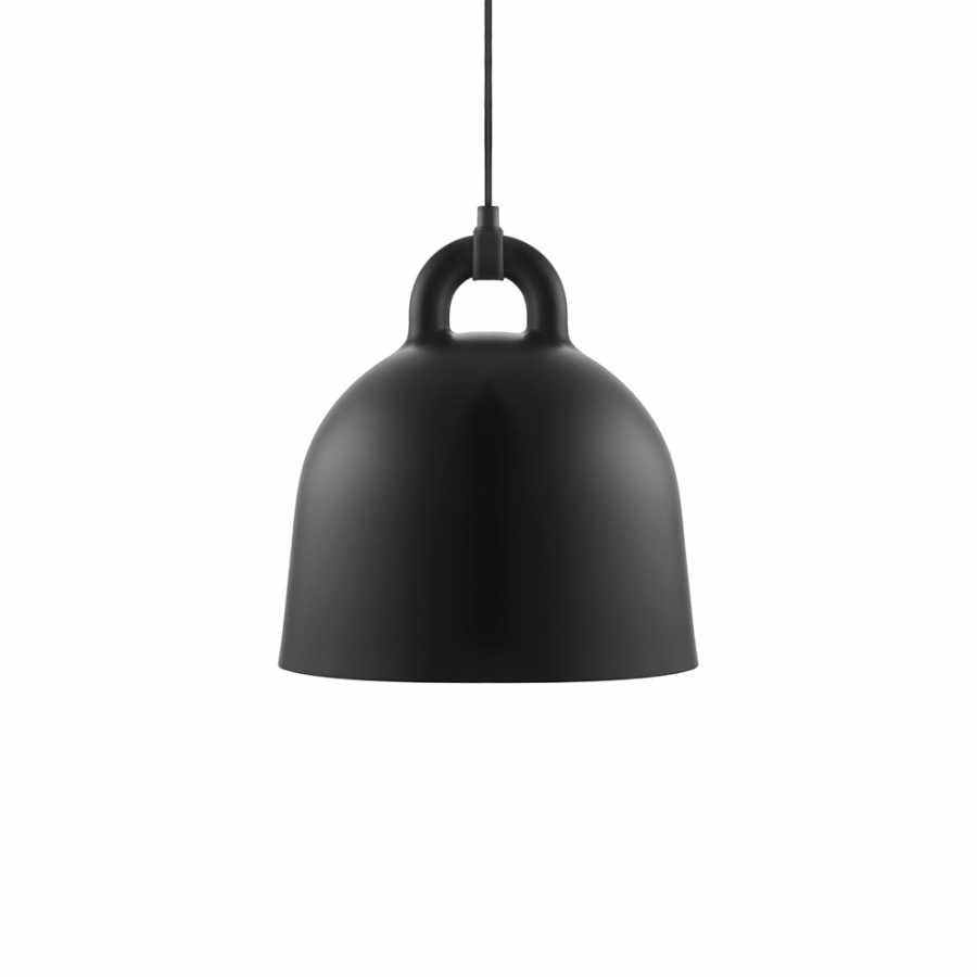 Normann Copenhagen Bell Pendant Light - Small - Black