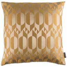 Kirkby Design Mirror Cushion - Ochre