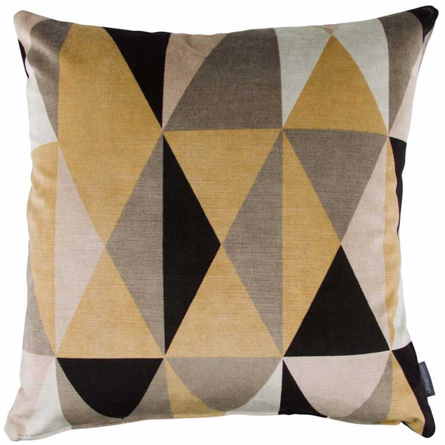 Kirkby Design Arco Cushion - Ochre
