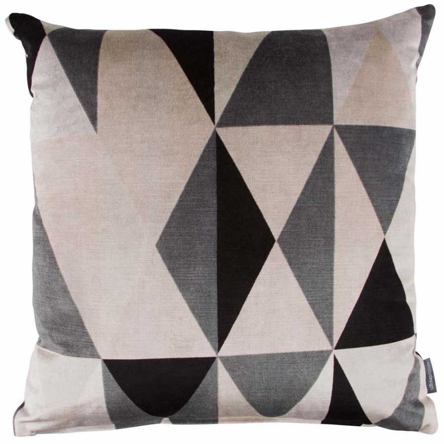 Kirkby Design Arco Cushion - Biscuit