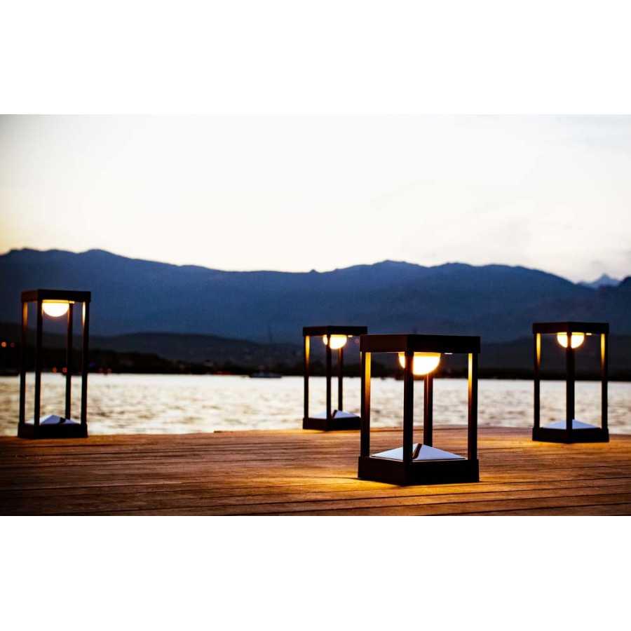 Skyline Design Parc Lantern - Black