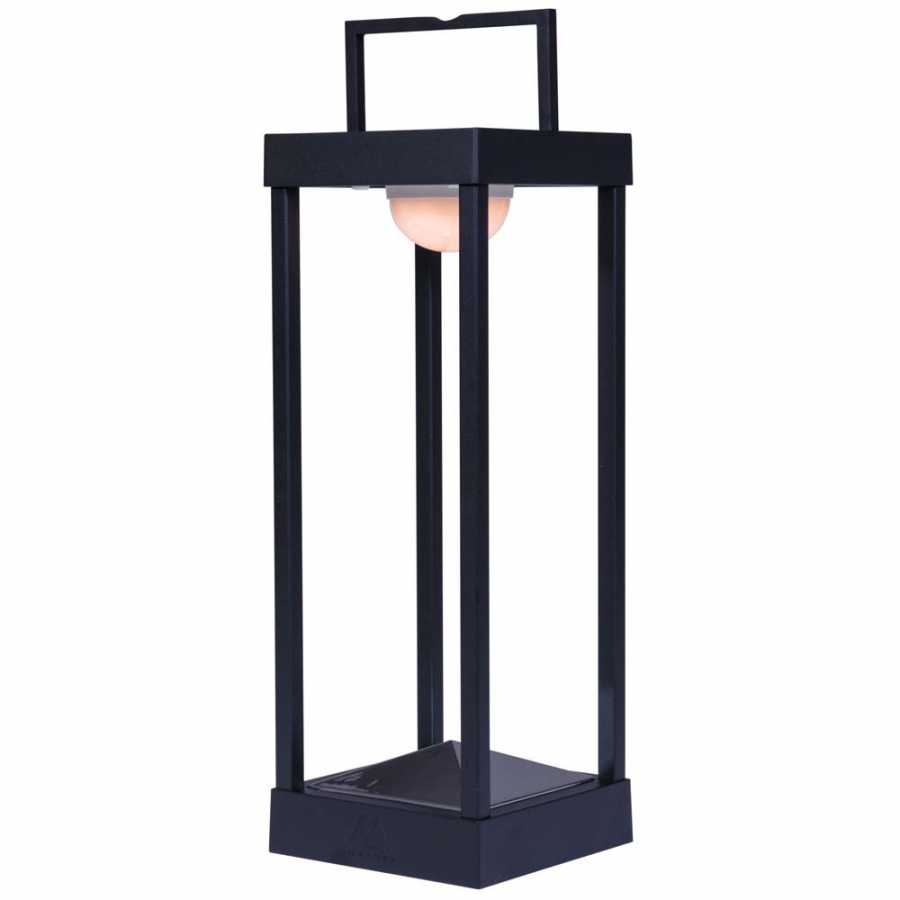 Skyline Design Parc Lantern - Large - Black