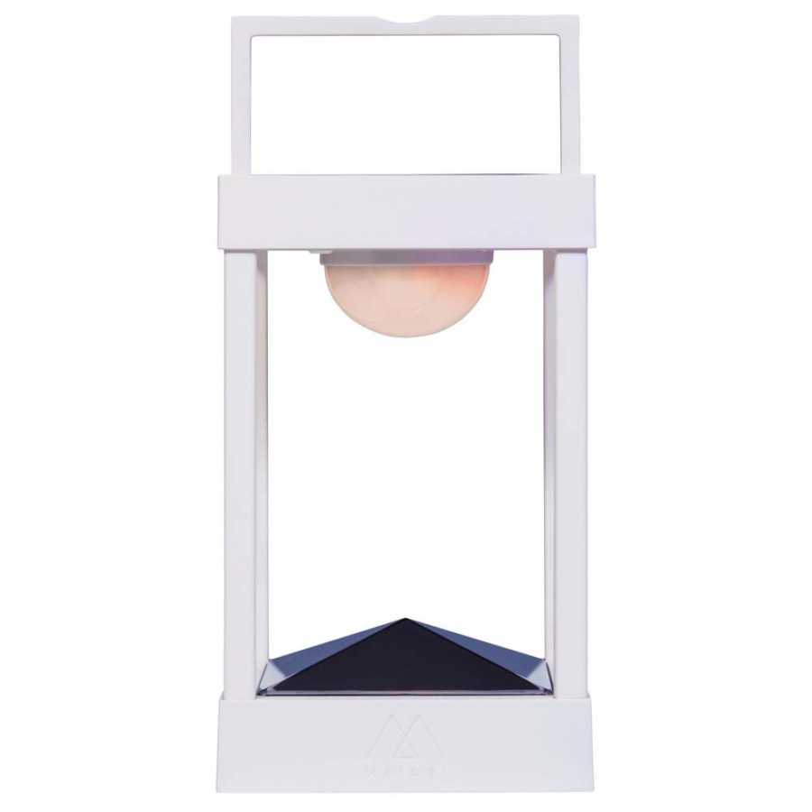 Skyline Design Parc Lantern - Small - White