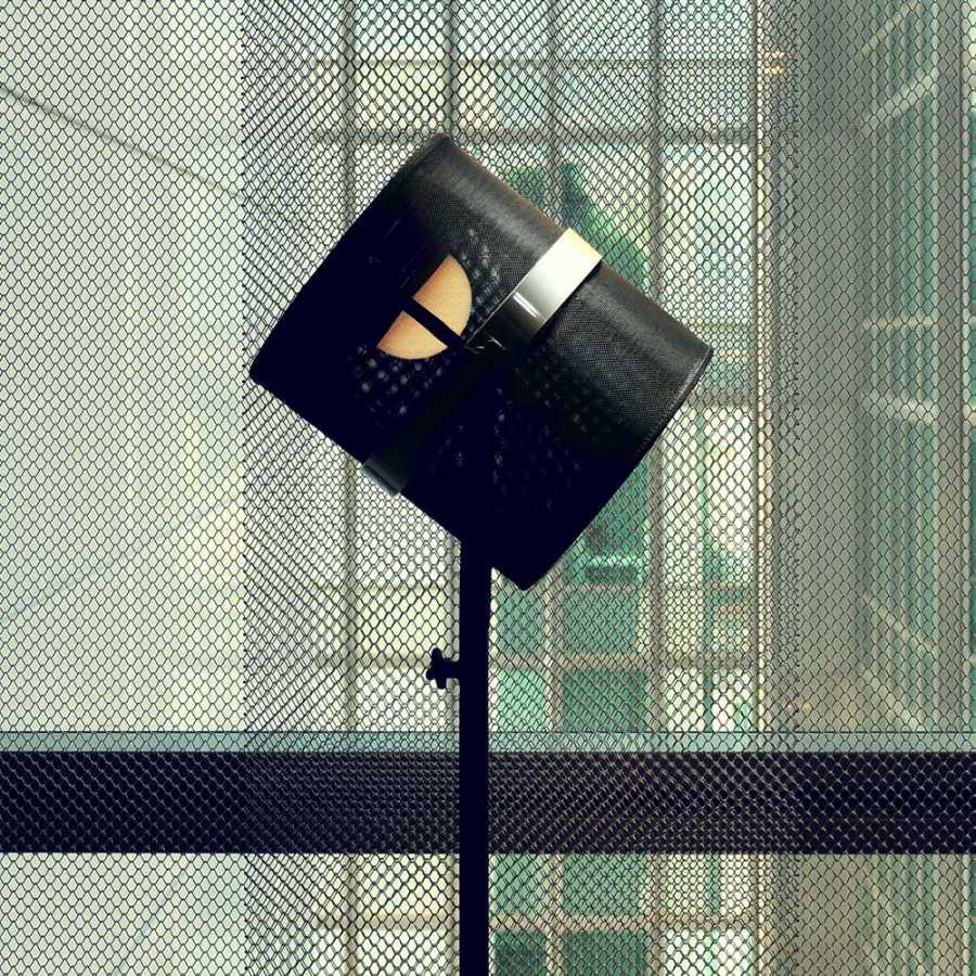 Skyline Design Paris Floor Lamp - Black