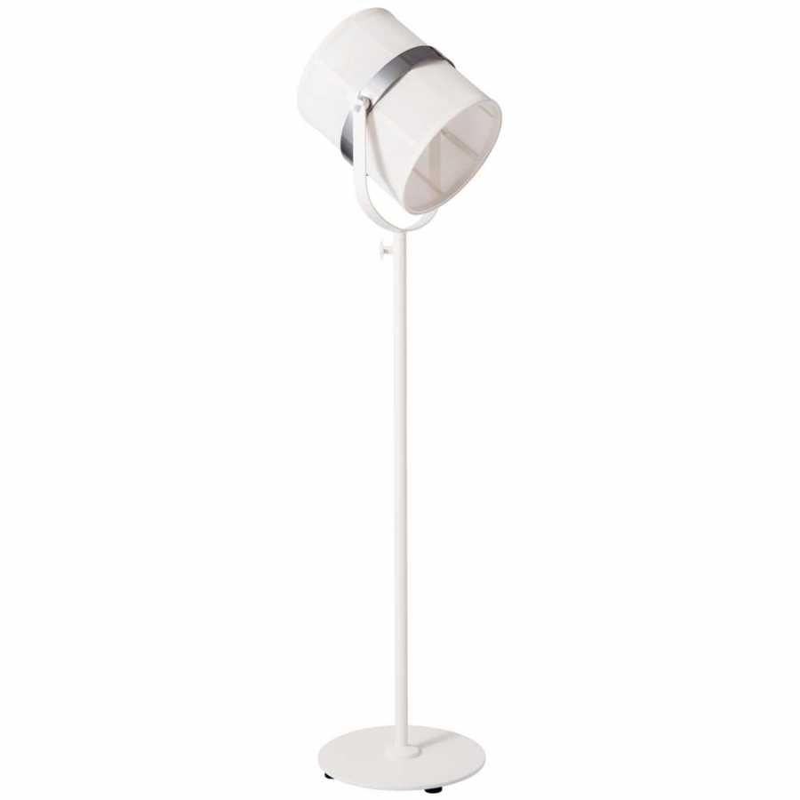 Skyline Design Paris Floor Lamp - White