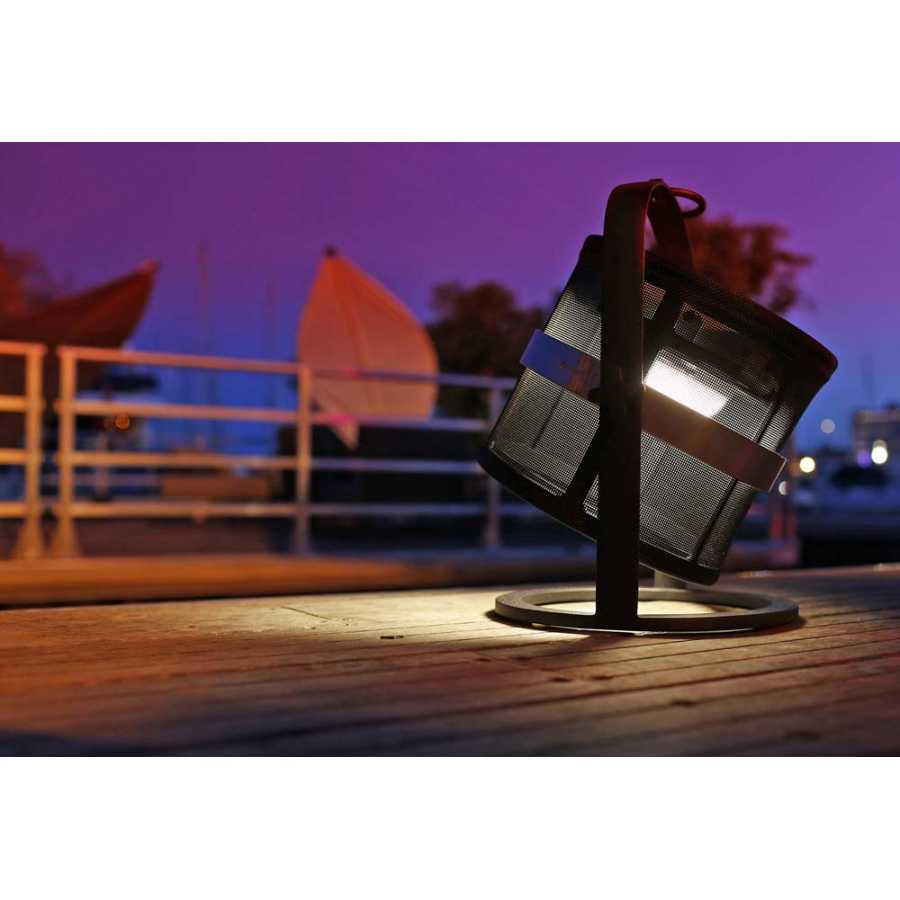 Skyline Design Petite Lamp - Black
