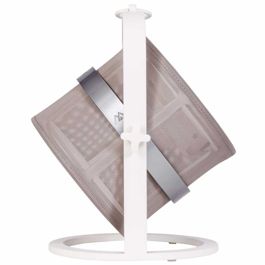 Skyline Design Petite Lamp - Taupe & White