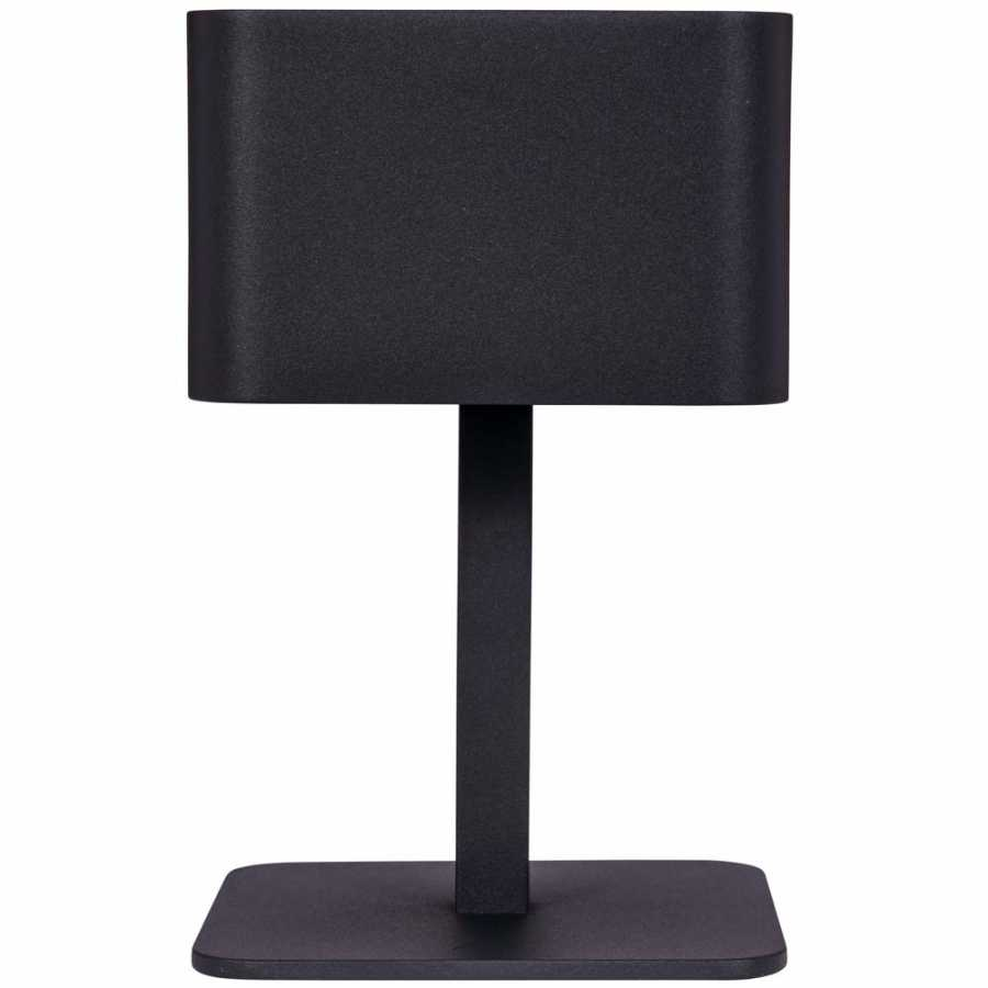 Skyline Design Pose Table Lamp - Carbon - Square