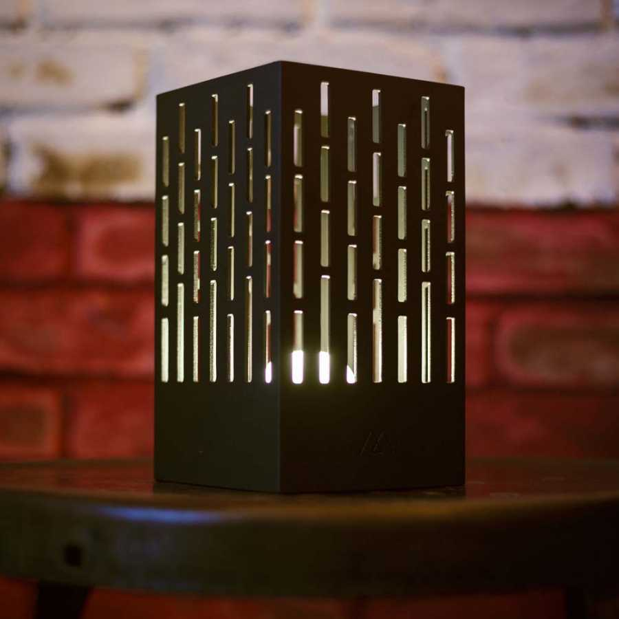 Skyline Design Pose Lamp - Carbon