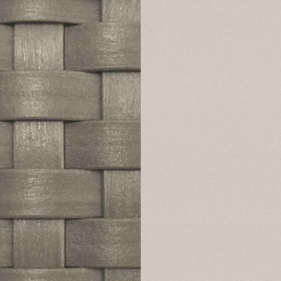 Skyline Design Bisham Silver Walnut Daybed