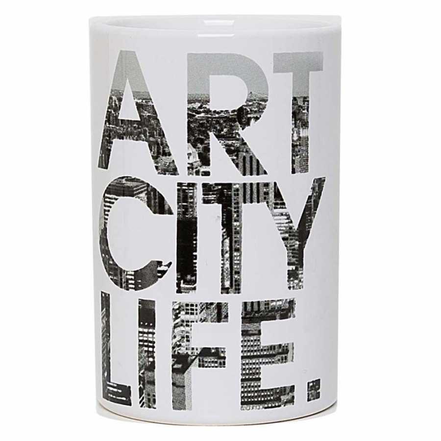 Sorema Art City Life Toothbrush Holder