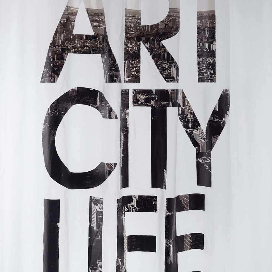 Sorema Art City Life Shower Curtain