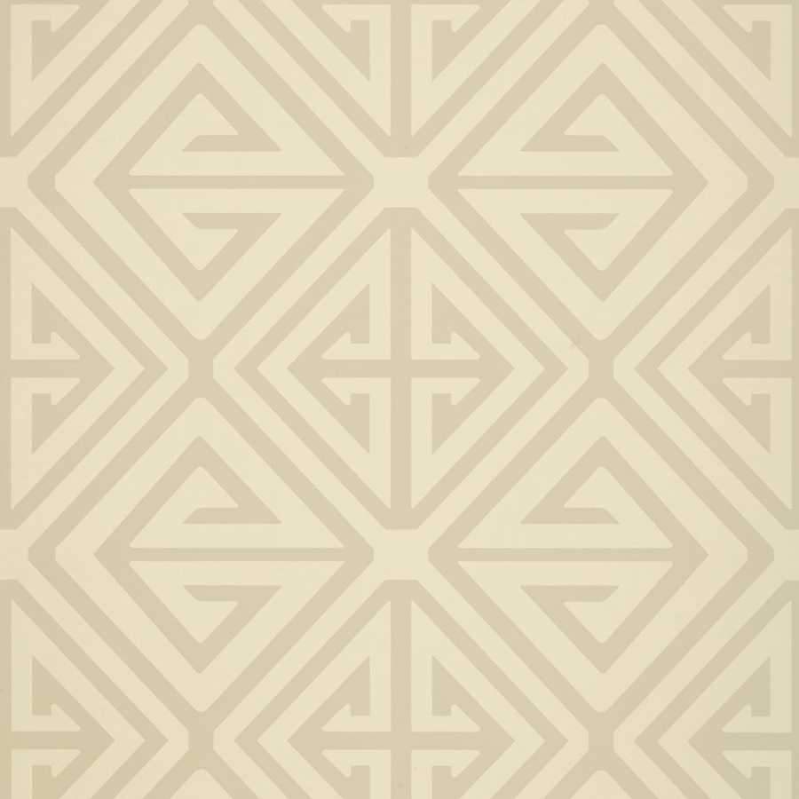 Thibaut Bridgehampton Demetrius T24304 Natural Wallpaper
