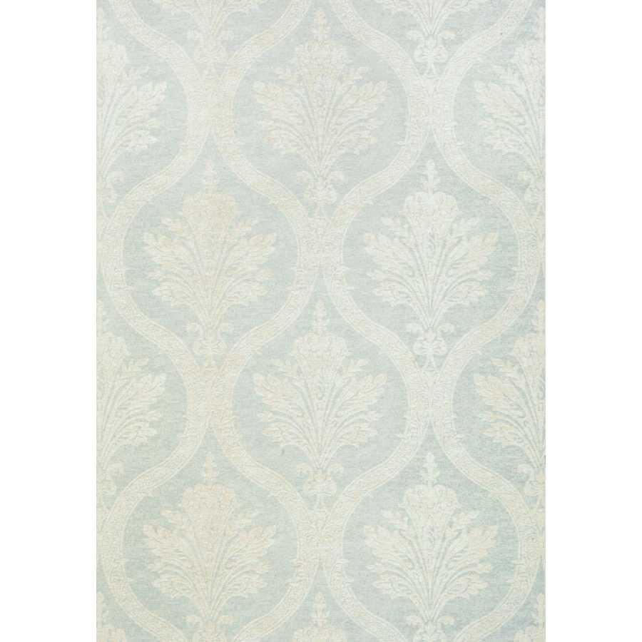 Thibaut Damask Resource 4 Clessidra T89161 Aqua Wallpaper