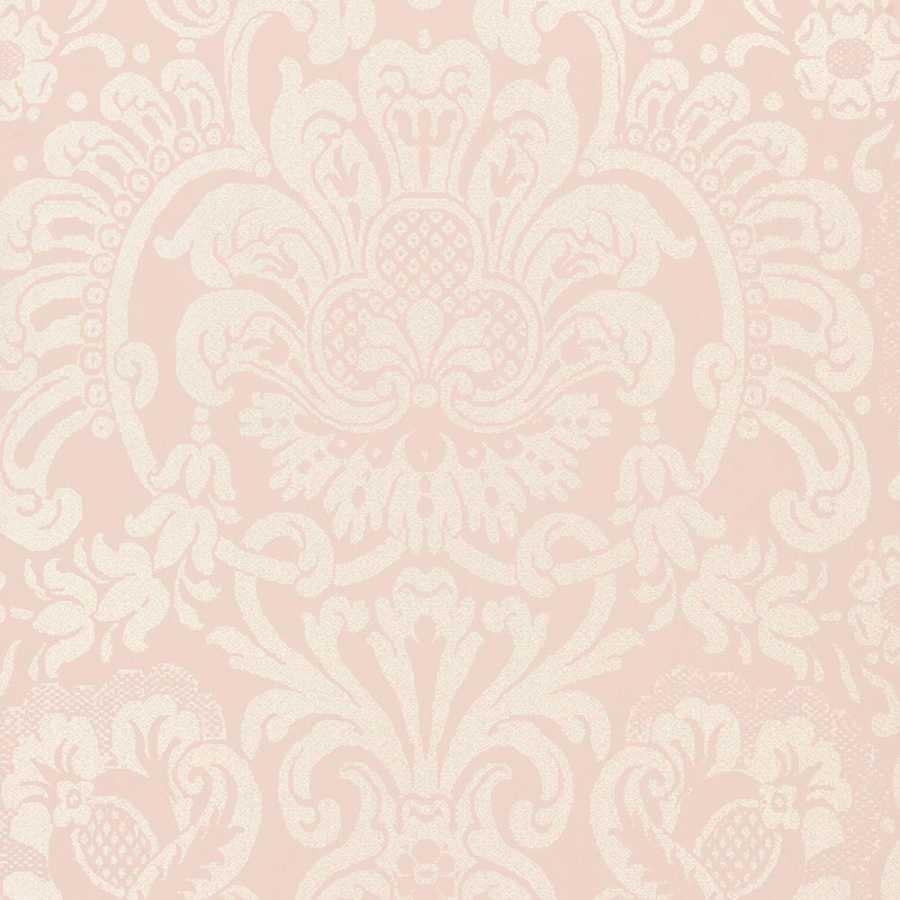 Thibaut Damask Resource 4 Dorian Damask T89102 Pink Wallpaper