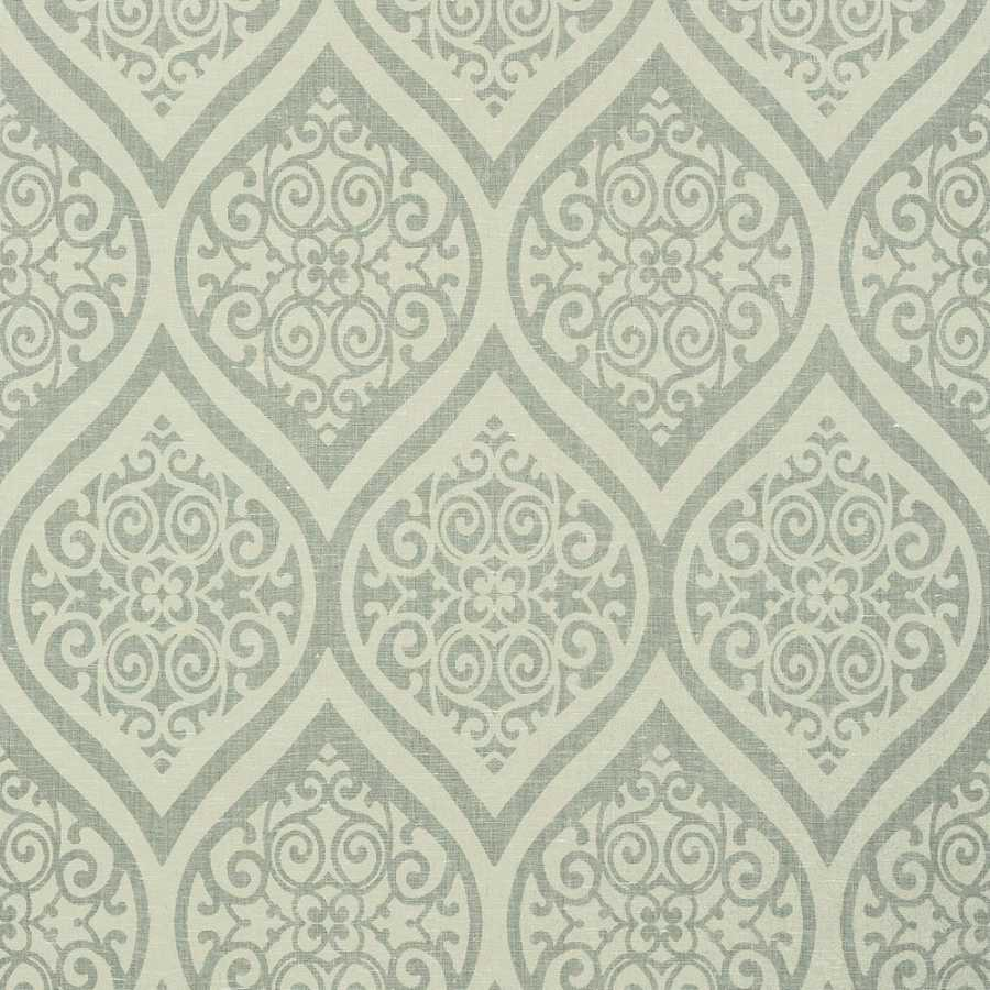 Thibaut Damask Resource 4 Tangiers T89145 Putty Wallpaper