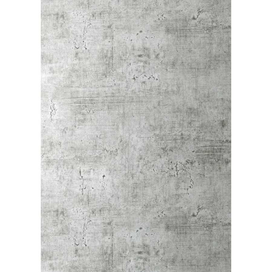 Thibaut Faux Resource Carro T75129 Metallic Silver Wallpaper