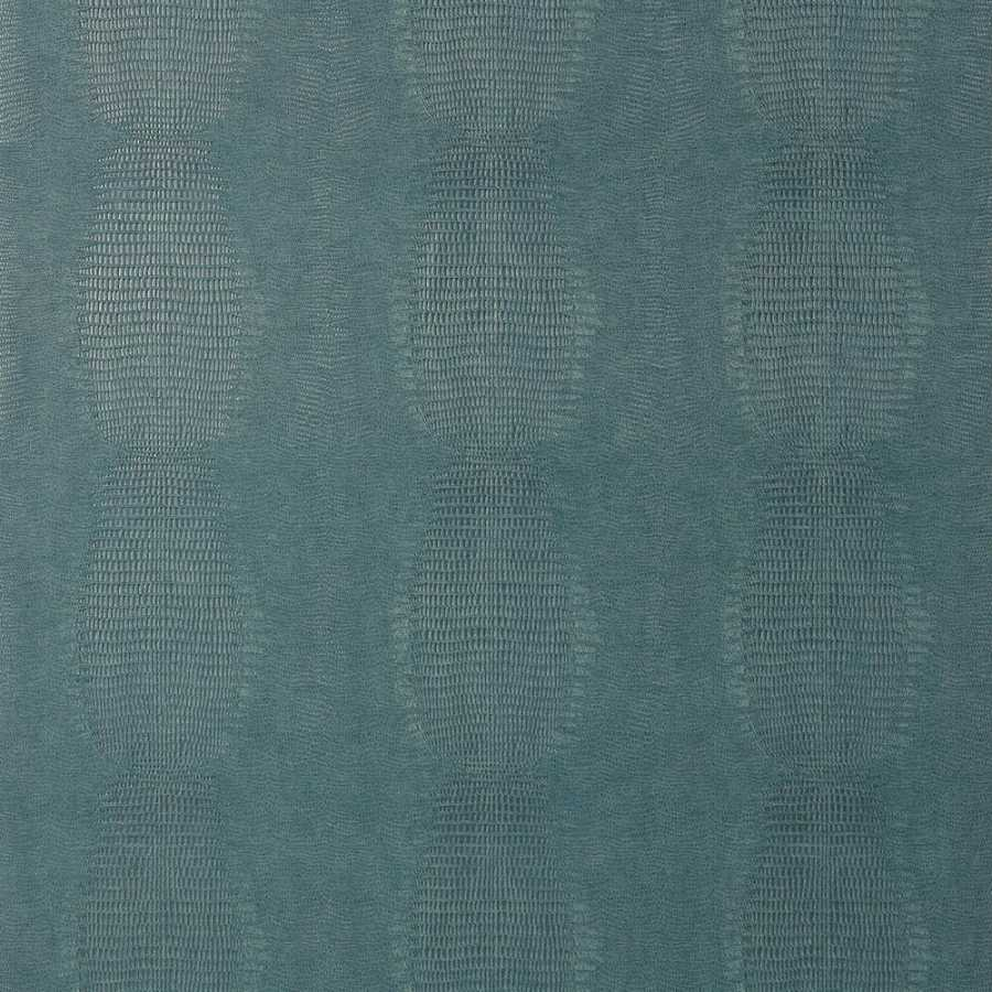 Thibaut Faux Resource Kissimmee T75100 Peacock Wallpaper