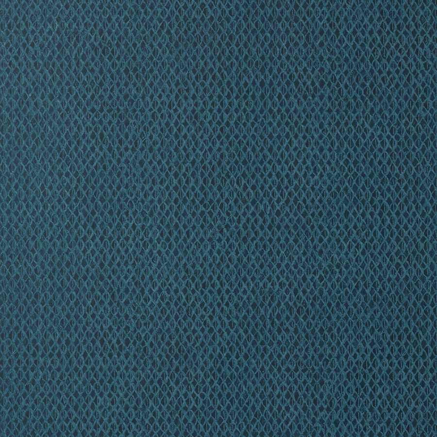 Thibaut Faux Resource Portland T75142 Peacock Wallpaper
