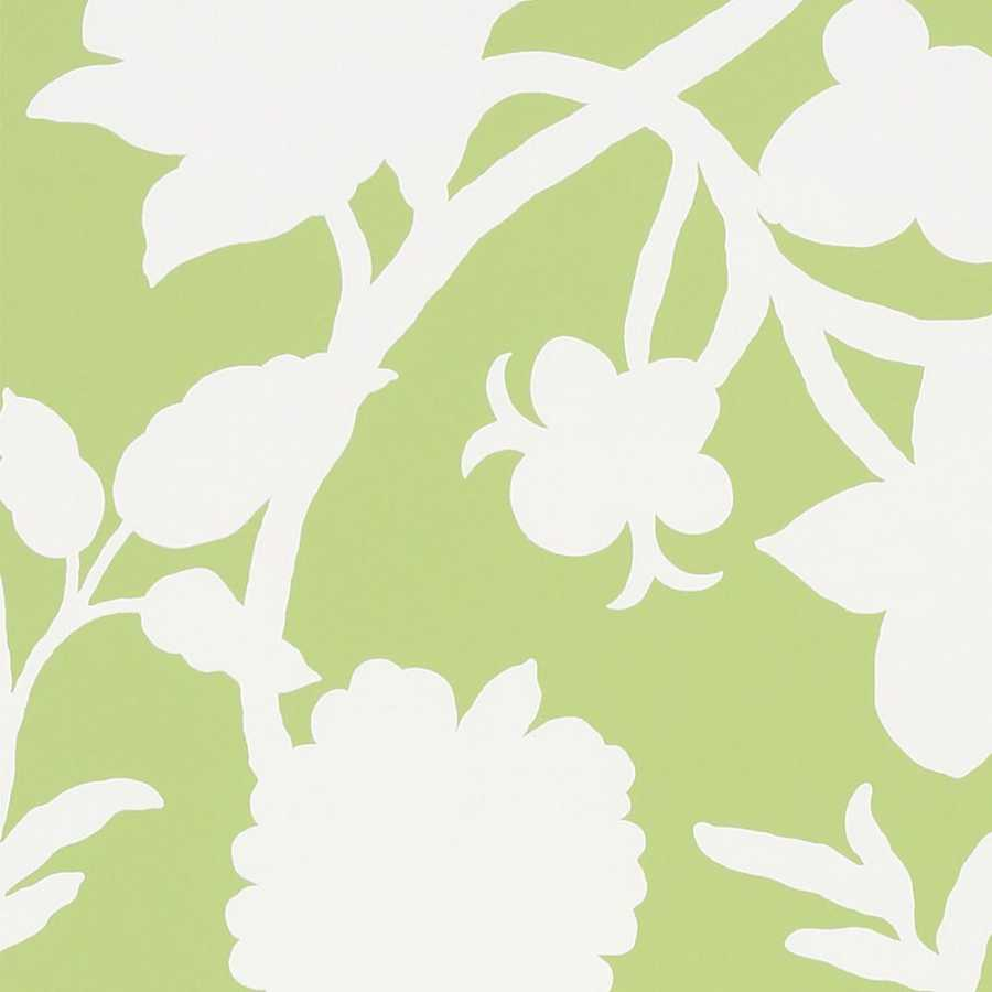 Thibaut Graphic Resource Cabrera T35137 Green Wallpaper