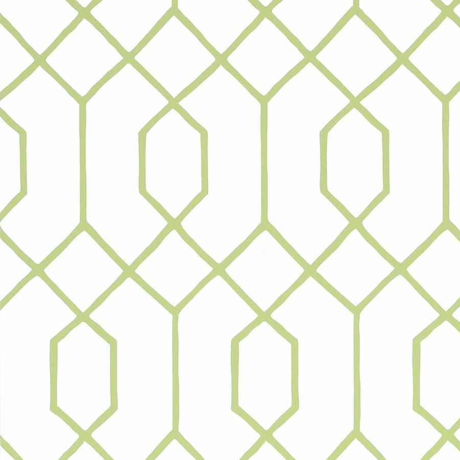 Thibaut Graphic Resource La Farge T35202 Green Wallpaper