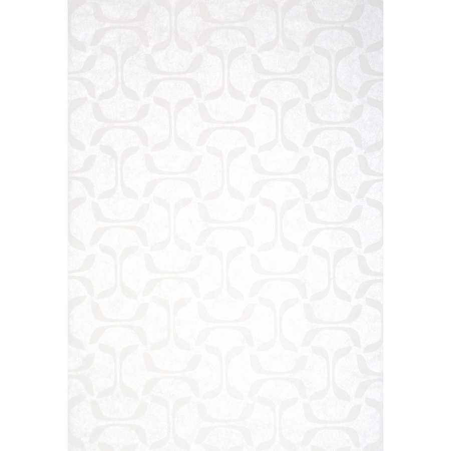 Thibaut Graphic Resource Saroka T35100 Pearl Wallpaper