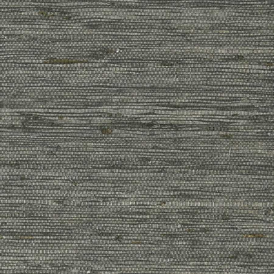 Thibaut Greenwood Maranta Arrowroot T85009 Black Wallpaper
