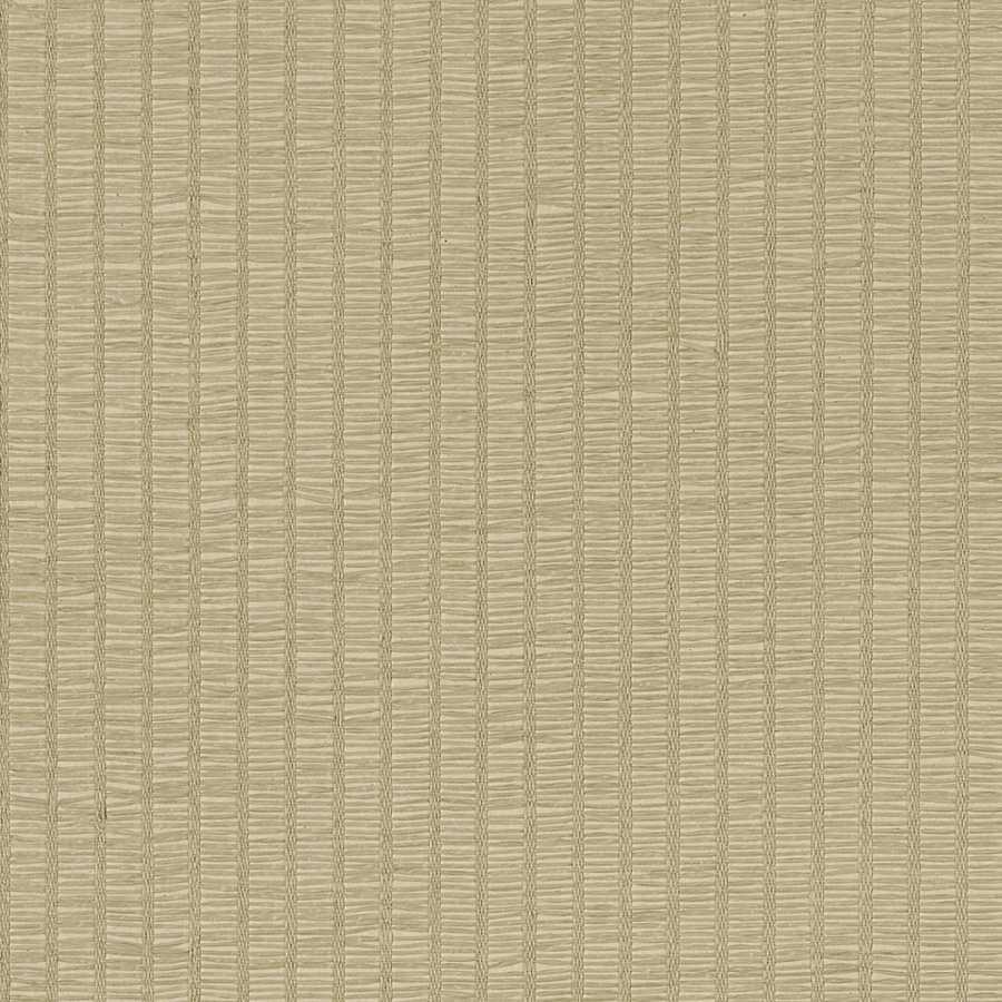 Thibaut Natural Resource 2 Costa Stripe T83043 Taupe Wallpaper