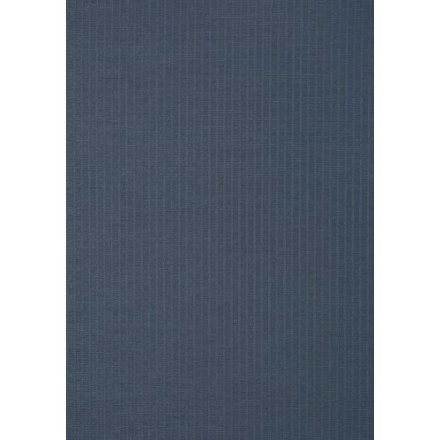 Thibaut Natural Resource 2 Costa Stripe T83045 Navy Wallpaper